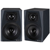 "Icon Pro Audio SX-4A 4.5"" Compact 2-Way Active Studio Monitors (Pair)"