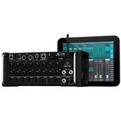 Behringer X Air XR18 18-Input Digital Mixer for iPad/Android Tablets with Wi-Fi and USB Recorder