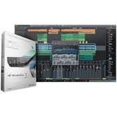 PreSonus Studio One Artist 3 Upgrade - Audio/MIDI Recording/Editing Software (Academic, Download)