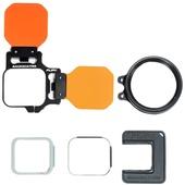 Flip Filters FLIP5 Three Filter Kit with Macromate Mini +15
