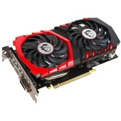 MSI GeForce GTX 1050 Ti GAMING X 4G Graphics Card