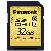 Panasonic 32GB UHS3 SDHC Card