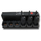 Titan Radio TR46MUC Six Unit Rapid Rate Charger for TR400
