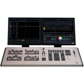 ETC Element Control Console - 40 Faders, 250 Channels