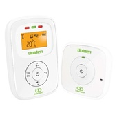 Uniden BW130  Digital Wireless Baby Audio Monitor with Room Temperature
