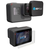 GoPole HERO 5 Lens + LCD Protection Kit (Black)