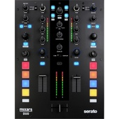 Mixars DUO - Professional 2-Channel Battle Mixer for Serato DJ