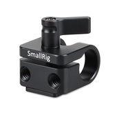SmallRig 1597 Single 15mm Rod Clamp with Shoe Mount