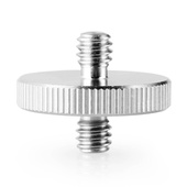 "SmallRig 859 Big Double Head Stud with 1/4"" to 1/4"" thread"