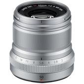 Fujifilm XF 50mm f/2 R WR Lens (Silver)