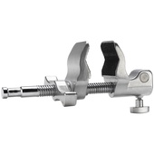 Kupo KCP-600 Super Viser Clamp with Hex Receiver (10.2cm, End Jaw)