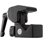 Kupo KCP-710B Convi Clamp With Adjustable Handle (Black Finish)