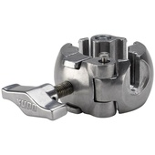"Kupo KCP-930P 3-Way Clamp for 1.0-1.4""(25-35 mm) Tube"