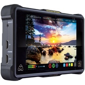 "Atomos Shogun Inferno 7"" 4K HDMI/Quad 3G-SDI/12G-SDI Recording Monitor (with travel case)"