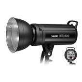 Mettle ME600 Professional Studio Flash - 600W