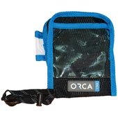 ORCA OR-89 Exhibition Name Tag Holder (Blue)