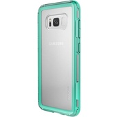 Pelican C29100 Adventurer Case for Samsung Galaxy S8 (Clear/Teal)