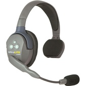 Eartec ULSM UltraLITE Single-Ear Master Headset with Rechargeable Lithium Battery