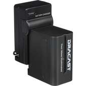 Dracast 1x NP-F 6600mAh Battery and Charger Kit