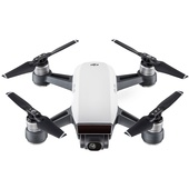 DJI Spark Quadcopter (Alpine White)