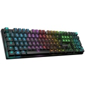 ROCCAT Suora FX RGB Backlit Frameless Mechanical Gaming Keyboard (Brown Switches)