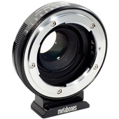 Metabones Nikon G-Type F Lens to Pentax Q-Mount Camera 0.5x Speed Booster