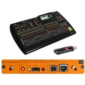Behringer X32 Recorder Kit with Cymatic Audio USB Recording Interface and Flash Drive