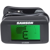 Samson CT260H - Clip-On Chromatic Tuner