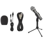 Samson Q2U Recording Pack