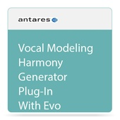 Antares Audio Technologies Harmony Engine Evo - Vocal Modeling Harmony Generator Plug-In (Download)
