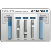 Antares Audio Technologies PUNCH Evo - Vocal Impact Enhancer (Download)