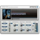 Antares Audio Technologies THROAT Evo - Physical Modeling Vocal Designer (Download)