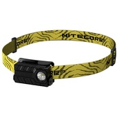 NITECORE NU20 USB Rechargeable LED Headlamp (Black)