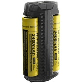 NITECORE F2 Flexible Power Bank for Various Li-Ion Batteries