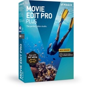 MAGIX Entertainment Movie Edit Pro Plus (Academic, Download)