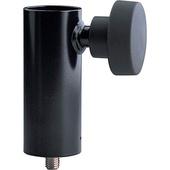K&M 24521 Reducer Flange for Speaker Stand (Black)