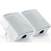 TP-Link TL-PA411KIT AV500 Nano Powerline Adapter Starter Kit
