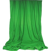 Angler Chromakey Green Background 3m x 3.7m