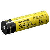 NITECORE NL1835HP Li-Ion Rechargeable Battery (3500mAh)
