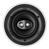 """KEF Ci160CRDS Ultra Thin Bezel 6.5"""" Dual Stereo Round In Ceiling Speaker"""