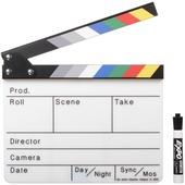 Alan Gordon Enterprises Color Combo Scene Slate with Pouch and Marker