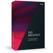 MAGIX Vegas DVD Architect (Download)