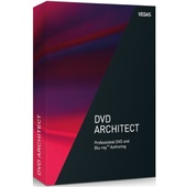 MAGIX Vegas DVD Architect (Academic, Download)