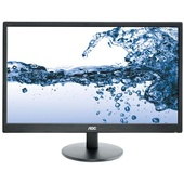 "AOC E2070SWN 19.5"" LED Monitor"