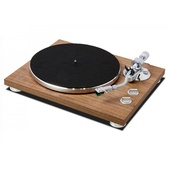 Teac TN-400BT Analog Turntable with Bluetooth (Matte Brown)