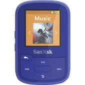 SanDisk 16GB Clip Sport PLUS (Blue)