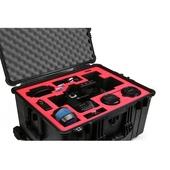 Kinetic Custom Case for BlackMagic Design URSA Mini Pro + Extra's