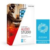 MAGIX SOUND FORGE Audio Studio 12 (Academic, Download)