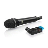 Sennheiser AVX Camera-Mountable Digital Handheld Wireless Microphone Set 3