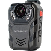 PatrolEyes DV7 Ultra 1296p Body Camera with Night Vision
